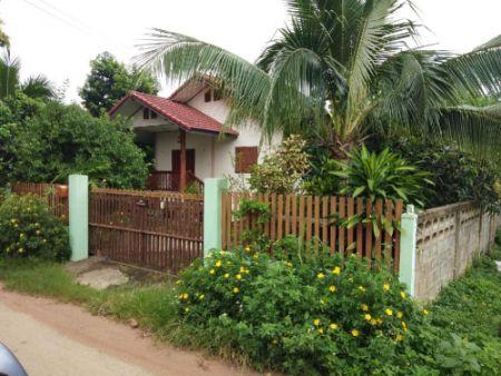 ขาย บ้านเดี่ยว  ในเมือง จ.น่าน 100 ตรม. 99 ตร.วา ใกล้ถนน 4เลน น่าน-พะเยา