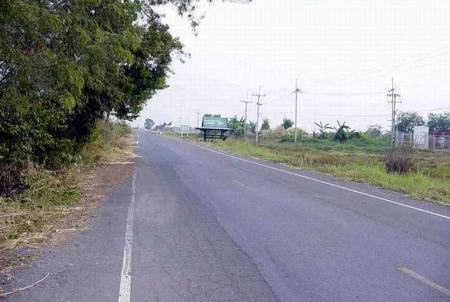 ให้เช่าที่ดิน 2 แปลง แปลงละ 4 ไร่ ติดถนนใหญ่ นย.2024 ต.โพธิ์แทน อ.องครักษ์ นครนายก