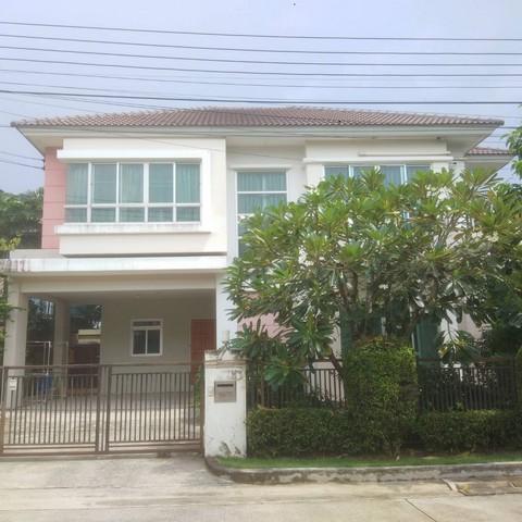 บ้านเดี่ยว ขนาด 65.2 ตรว. หลังมุม Life Bangkok Buloveard ปิ่นเกล้า – เพชรเกษม สาย 4