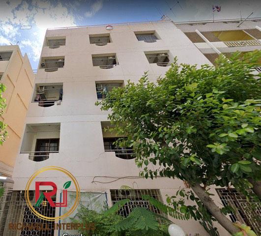 ขายอพาร์ทเม้นท์รัชดาภิเษก 5 ชั้น 30 ห้อง หลังบิ๊กซีเอ็กซ์ตร้า รัชดา