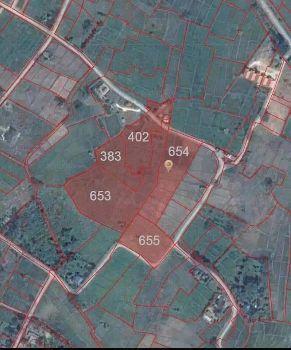 ขาย ที่ดิน แปลงสวยต.ชมพู อ.เมืองลำปาง จ.ลำปาง 13 ไร่ 2 งาน พร้อมโอนจบ