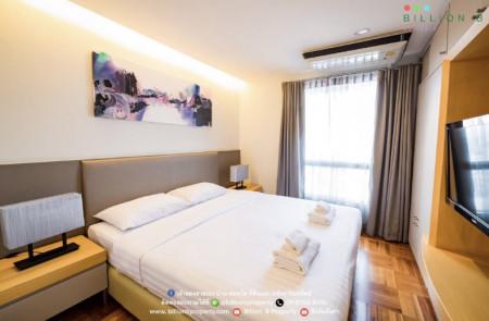 ให้เช่า อพาร์ทเม้นท์ BangkokGardenservicedapartment 120 ตรม. 30 ตร.วา