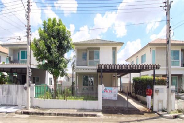 ขาย บ้านเดี่ยว หมู่บ้าน INIZIO รังสิต-คลอง 3 คลองหลวง ปทุมธานี  113 ตรม. 50 ตร.วา บ้านคุณภาพโดย แลนด์ แอนด์ เฮ้าส์