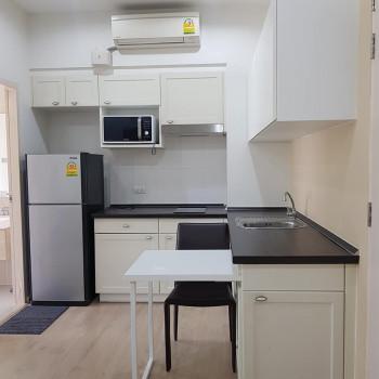 ให้เช่า คอนโด S1 Condominium พระราม 9 33 ตรม. ห้องสวย พร้อมอยู่ เฟอร์นิเจอร์ให้ครบ
