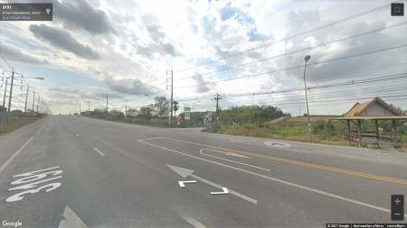 ขาย ที่ดิน WF007 มาบข่า นิคมพัฒนา ระยอง ที่ดินเปล่า 24 ไร่ 1 งาน 58.1 ตร.วา หน้ากว้าง ติดถนนหลักสาย 3191  มีทางสาธารณะ 2 ด้าน รูปแปลงสวย