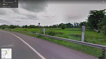 ขาย ที่ดิน เนื้อที่ 8ไร่ 3งาน 85.1ตรวติดถนนใหญ่4เลน 8 ไร่ 3 งาน 85.1 ตร.วา หน้ากว้าง 133 เมตร