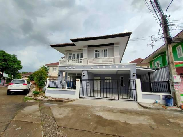 ขายบ้านเดี่ยว เสนาวิลล่ารามอินทรา คู้บอน27 เนื้อที่ 57ตรว 3ห้องนอน 3ห้องน้ำ ตกแต่งใหม่