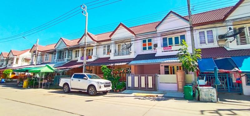 ทาวน์เฮ้าส์ ทำเลดีมากๆ รีโนเวทใหม่แล้ว ถนนหน้าบ้านกว้างที่สุดในโครงการหมู่บ้านวิเศษสุขนคร16 บ้านคลองสวน พระสมุทรเจดีย์ สมุทรปราการ